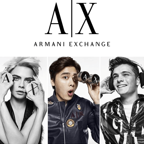 Armani Exchange CA